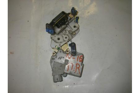 Замок двери передний правый электр Nissan Almera (N16) 2000-2006 80502BM660 (594)