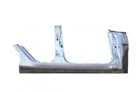 Порог со стойкой правый Mitsubishi Colt (Z30) 04-08 MN161584 / MN161580 (699)
