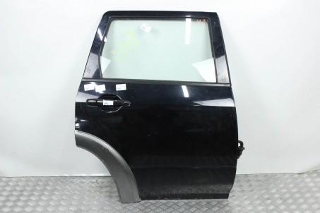 Дверь задняя правая под расширитель Mitsubishi Outlander (CU) 2003-2008 5730A062 (990) 1 серая 1чёрная
