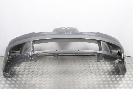 Бампер передний рест под омыватели Mitsubishi Outlander (CU) 2003-2008 6400A130HB (999)
