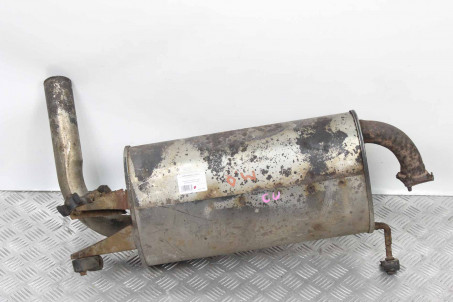 Глушитель задняя часть Mitsubishi Outlander (CU) 2003-2008 MR464916 (1066)