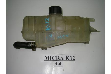 Бачок расширительный Nissan Micra (K12) 2002-2011 21710AX600 (1152)