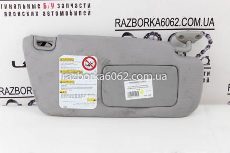 Козырёк солнцезащитный правый WRX Subaru Impreza (GD-GG) 2000-2007  (1595)