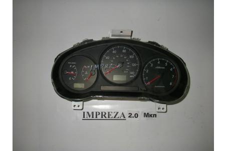 Щиток приборов 2.0 мех 03-05 Subaru Impreza (GD-GG) 2000-2007  (1607)