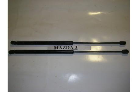 Амортизатор крышки багажника хетчбек левый Mazda 3 (BK) 03-08 BP4K63620B (2144)