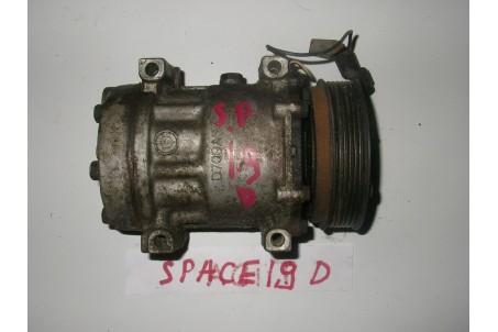 Компрессор кондиционера 1.9 дизель SD71115 Mitsubishi Space Star 98-05 SD7R15 (2353) SANDEN