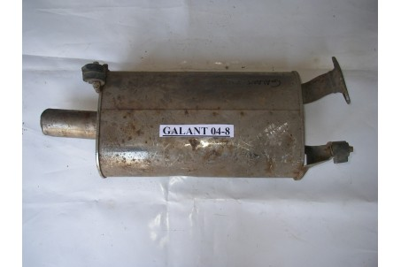 Глушитель задняя часть Mitsubishi Galant (DJ) 2003-2012 1571A309 (2509)