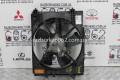 Диффузор с вентилятором радиатора 2.4 Mitsubishi Outlander (CU) 2003-2008 MN153366 (2701)