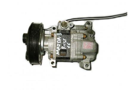 Компрессор кондиционера 1.6 H12A1AG4DY Mazda 3 (BK) 03-08 BP4K61450D (2877) MATSUSHITA Electric