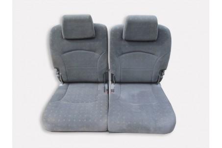 Сиденья заднее комплектное 3-й ряд Mitsubishi Grandis 04-10  (2971)