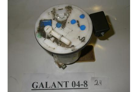 Бензонасос 2.4 под 1 выход Mitsubishi Galant (DJ) 03-12 1760A176 (2999)