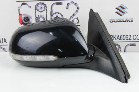 Зеркало прав электр без функции складывания 8pin Honda Accord (CL/CM) 2003-2008 76200SEAG21ZC (3095)
