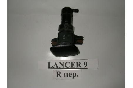 Омыватель фары правый рест Mitsubishi Lancer 9 (CSA) 2003-2009  (3362)
