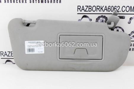 Козырёк солнцезащитный правый Mazda 3 (BK) 2003-2008 BP4L69270D (3425)