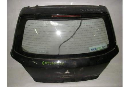 Крышка багажника до рест Mitsubishi Outlander (CU) 2003-2008 5801A052 (3500)