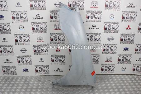 Крыло переднее левое рест брак Subaru Forester (SG) 2002-2008 57110SA0509P (3810)