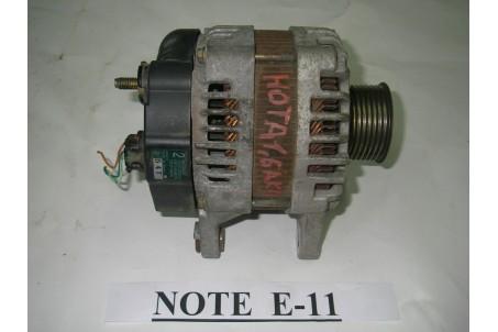 Генератор 1.6 (12V/120A) Nissan Note (E11) 06-13 23100BC400 (3903)