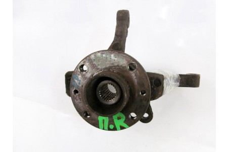 Кулак поворотный правый под ABS Nissan Note (E11) 2006-2013 40014AX600 (3919)