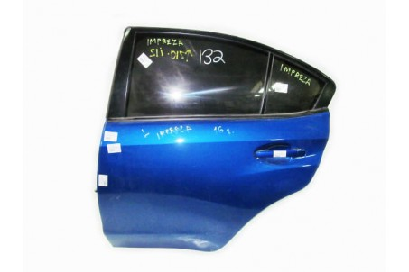 Дверь задняя левая STI 2015 Subaru Impreza (GJ/GP) 2011-2017 60409VA0109P (14694)