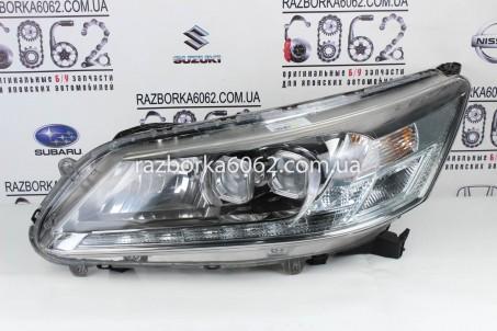 Фара левая ксенон Honda Accord (CR) 2013-2018  (35093)