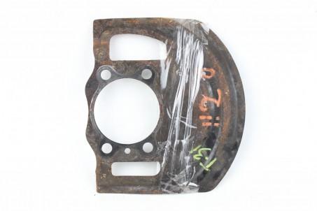 Щиток тормозного диска передний правый Nissan X-Trail (T31) 2007-2012  (44597)